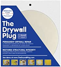 BPMI DP123 Drywall/Gypsum Wall & Ceiling Permanent Repair Patch/Plug