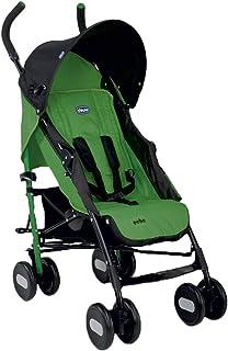 Chicco Echo Stroller with Bumper Bar - Green