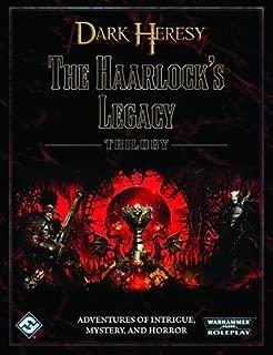 Dark Heresy RPG: Haarlock Legacy Trilogy