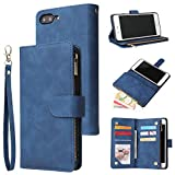 UEEBAI Wallet Case for iPhone 7 Plus iPhone 8 Plus, Premium...