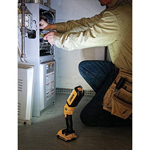DEWALT (DCL050) 20V MAX LED Work Light, Hand Held, Tool Only