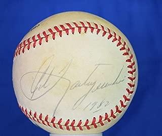 Carl Yastrzemski Signed Baseball - Feeney National League - PSA/DNA Certified - Autographed Baseballs