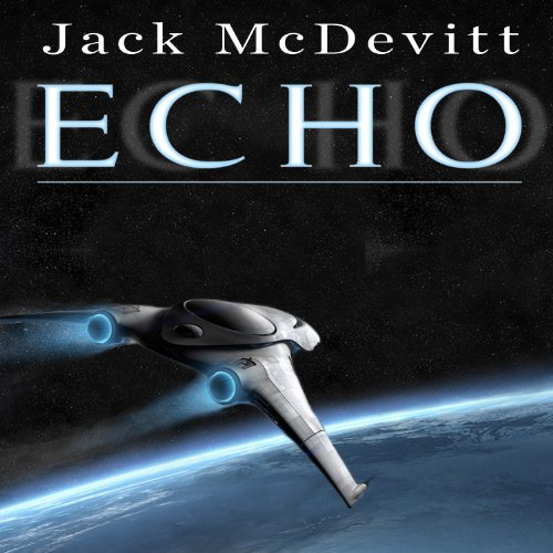 Echo audiobook cover art