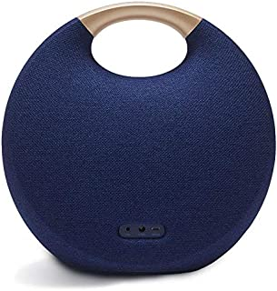 Harman Kardon Onyx Studio 5 Bluetooth Wireless Speaker, 20-30 Watt - Blue