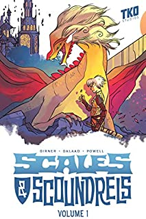 Scales & Scoundrels Book 1