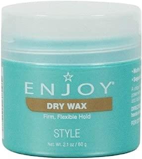 Enjoy Dry Wax Hair Styling Waxes