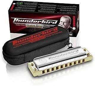 Hohner Marine Band Thunderbird Harmonica Low A