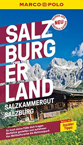 MARCO POLO Reiseführer Salzburg/Salzburger Land: Reisen mit Insider-Tipps. Inklusive kostenloser Touren-App (MARCO POLO Reiseführer E-Book)