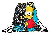 Los Simpsons 2018 Rucksack  40 cm  5 liters  Mehrf