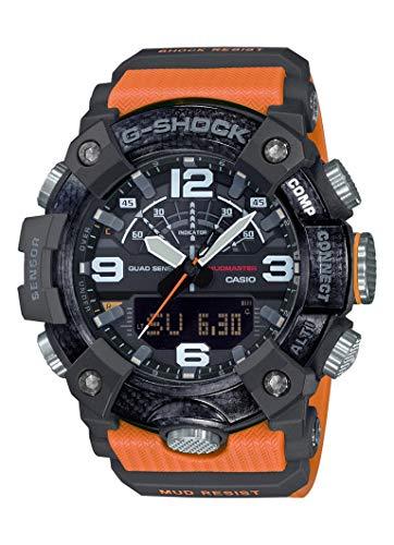 Casio Reloj para Hombre de Cuarzo con Correa en plástico GG-B100-1A9ER