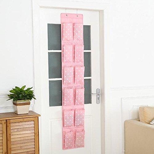 Sacs de rangement Xuan - Worth Another Suspendue sur la Porte du Sac Derrière Le Sac de Porte Mural Sac fourre-Tout (Couleur : A)