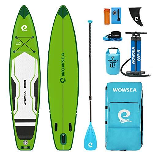 WOWSEA Flyfish F2 SUP サップ アップパドルボード サップボード 12'(365cm)×32