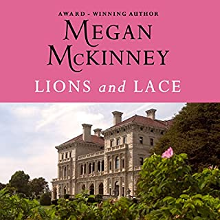 Lions and Lace audiobook cover art