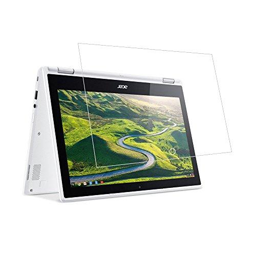 Displayschutzfolie für Acer Chromebook R11 29,5 cm (11,6 Zoll), ultraklar, hochauflösend, kratzfest, 3 Stück