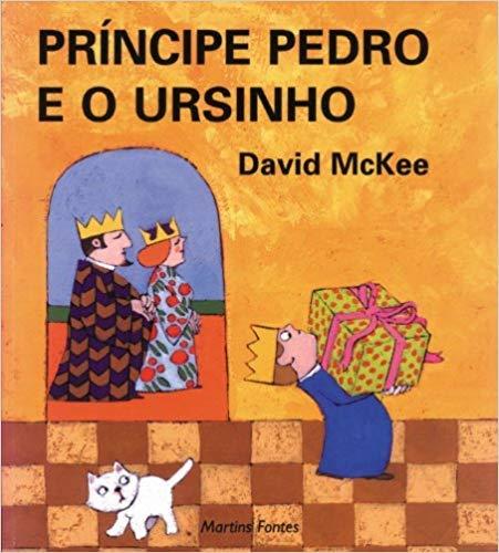 Príncipe Pedro e o Ursinho