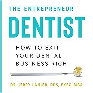 The Entrepreneur Dentist audiobook cover art