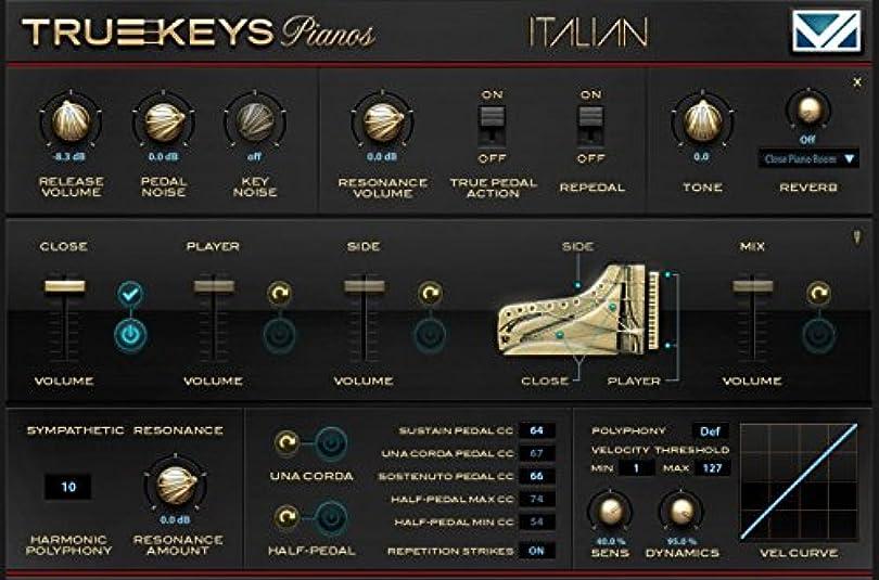 オーナメントパキスタン多様性TrueKeys Italian Grand -ピアノ音源-