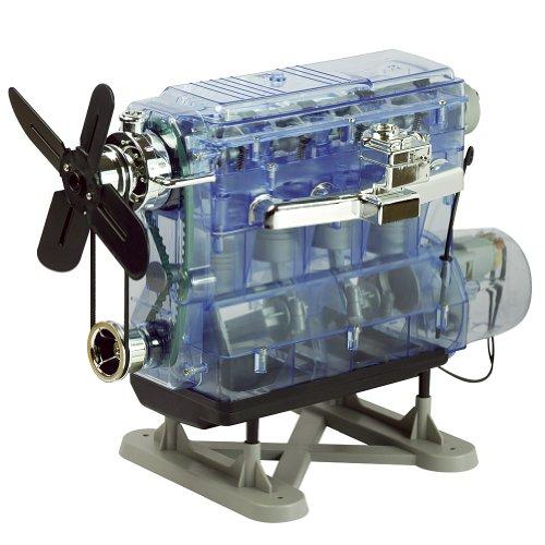 Haynes V8 Moteur à combustion Scale Model Kit Construire votre propre Lights /& Sounds