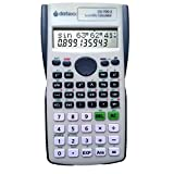 Datexx DS-700C 224-Function 2-Line Scientific Calculator
