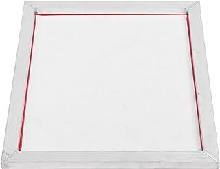 CROSYO Cadre en Aluminium d'impression à écran 5 pcs A5 étiré 32 * 22cm avec microester Polyester d'impression de Soie 32T...