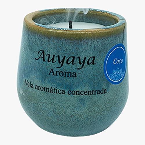 vela olor de la marca SABIDURÍA CHAMÁNICA