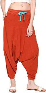 c67a300d1 Chimp wear Pure Muslin Cotton Solid Color Yoga and Travel Super Posh Pants