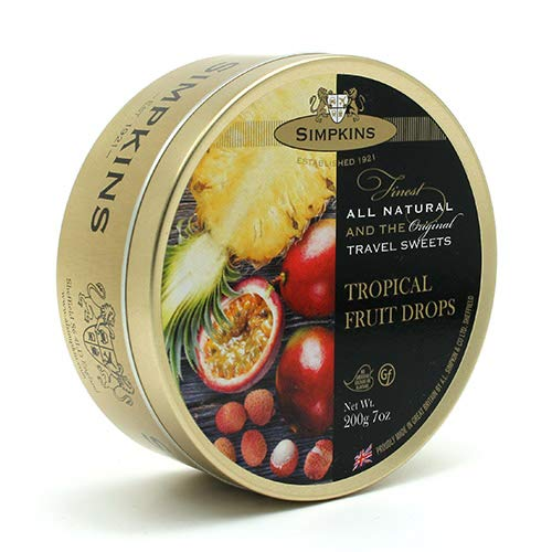 Simpkins Tropische Früchte Reisebonbons 200 g