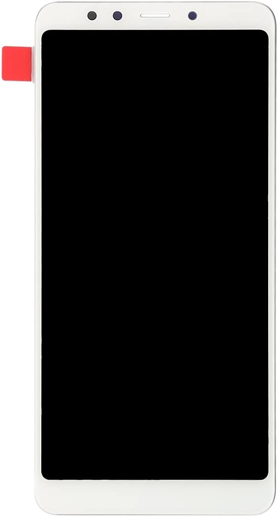 LIYUNSHU LCD Screen and Digitizer Full Assembly for Xiaomi Redmi 5 Black Color : Black