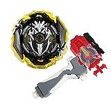 Suiyue Tech. Beyblade Burst   Peonzas   Juego de trompos de Combate de giroscopio de Metal de 4D Fusion Model Burst Evolution Combination Series con lanzadores de Juguetes para niños
