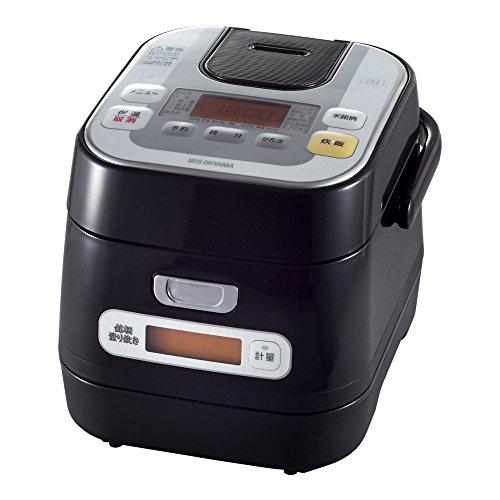 一見普通の炊飯器ですが、なんと下部がIHヒーターになっています。上部のおひつを外せば独立したIHヒーターとして使えるので、複数の調理器具を持つことに抵抗のある人におすすめです。お米の重量と銘柄から最適な水量を教えてくれる機能もあるので、おいしさにこだわる人にもいいですね。  内釜:アルミ、ステンレス、胴 加熱方法:IH