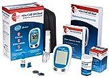 Swiss Point Of Care GK Dual glucosa y cetonas Starter pack   1x dispositivo de medición (MMOL/L),...
