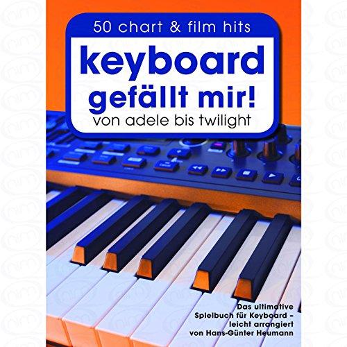 Keyboard gefaellt mir - arrangiert für Keyboard [Noten/Sheetmusic]