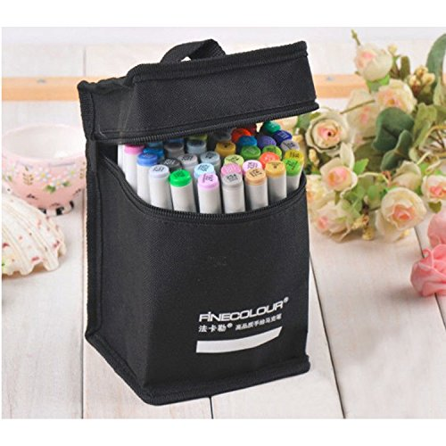 Yosoo Basic 24-Color Set of Finecolour Sketch Marker with One Gift...