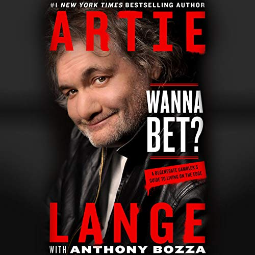 Wanna Bet? audiobook cover art