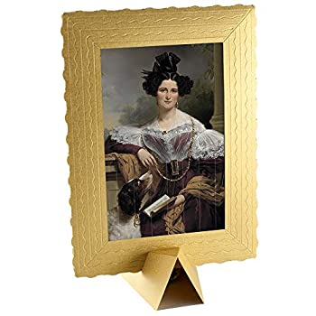 Greeting Card Drawing Art Wishes - Birthday card Presents Gift - 4x6 Vintage card - 3-d Art cards BANKSY Framed – greeting card with Holder  Alida Christina