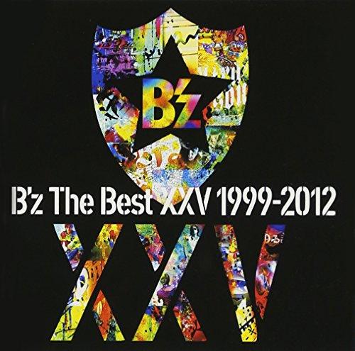 B'z The Best XXV 1999-2012(通常盤)