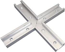 Homyl DIY Ferramenta de madeira Miter Track Stop f/T-Slot T-Track Manual 30 Tipo