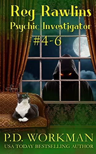 Reg Rawlins Psychic Investigator 46 Reg Rawlins Book Bundles 2