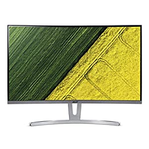 Samsung LC27F591FDU - Monitor (1920 x 1080 Pixeles, LCD, Full HD, VA, 3000:1, 16,78 millones de colores), Full HD VA Plata, 27