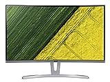 Acer ED273 - Monitor curvo de 27' FullHD (panel VA, FreeSync, tiempo de respuesta 4ms, ZeroFrame, HDMI, DVI)