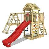 WICKEY Parque infantil de madera RocketFlyer con...