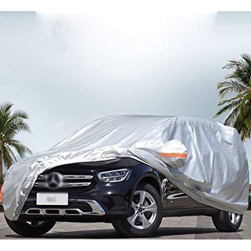 regenwerende zonnebrandcrème stofdichte auto zonnescherm alle weer auto bescherming cover