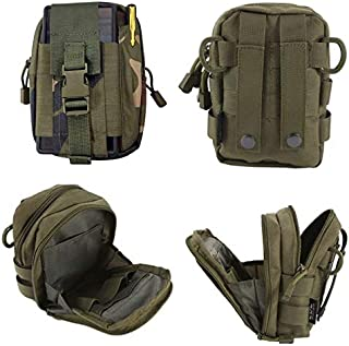 93d26cd991 Canvas Waist Bags: Buy Canvas Waist Bags online at best prices in ...
