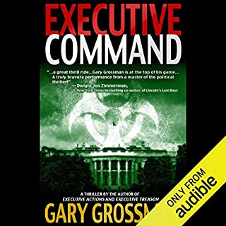 Executive Command cover art
