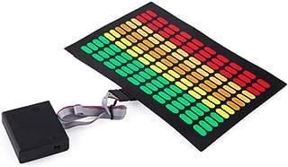 HDE Sound-Activated Rave LED Panel w/Sensor Module