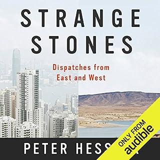 Strange Stones audiobook cover art