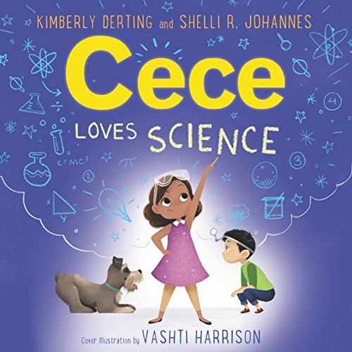 Cece Loves Science audiobook cover art