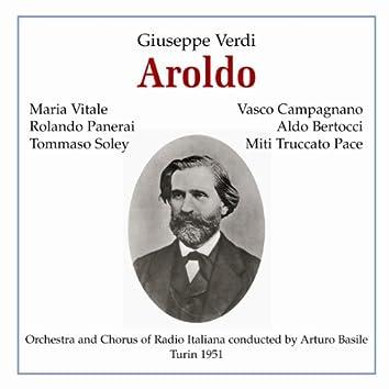 Paperback Opera - Aroldo - Rec.Turin1951