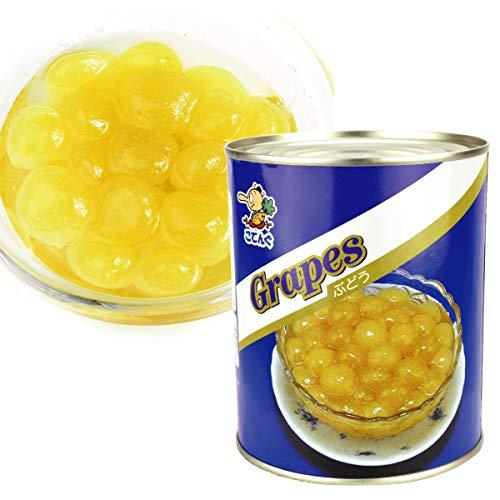 国華園 ぶどう・2号缶 1缶1組 (内容総量850g) ぶどう 缶詰