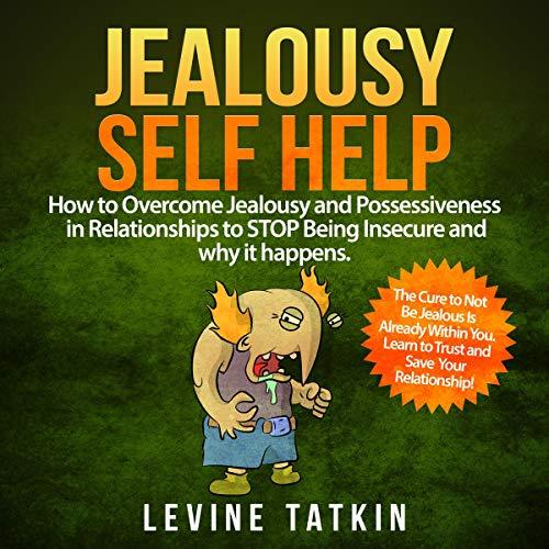 Jealousy Self Help cover art